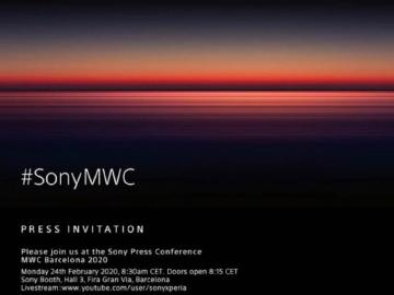 Sony Mobile確定2/24舉辦MWC發布會 Xperia 1.1等新手機傳亮相
