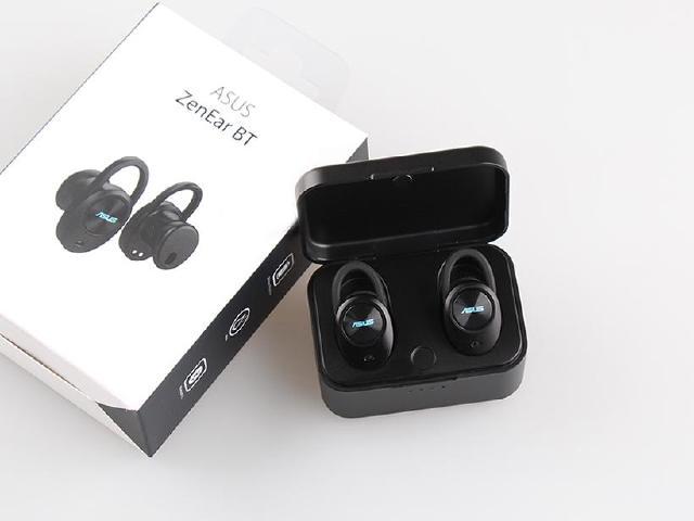 真無線藍牙耳機 ASUS ZenEar BT開箱體驗