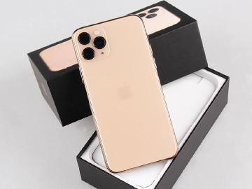 iPhone 11手機熱銷 帶動蘋果2020第一季營收創新高