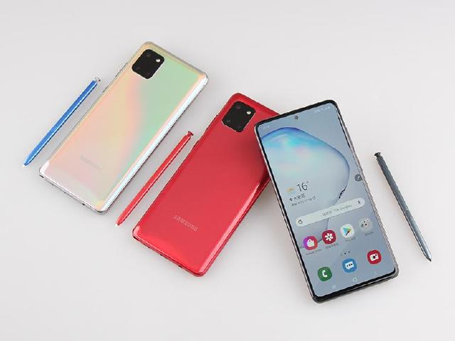 三星輕旗艦手機 6.7吋Galaxy Note 10 Lite實測