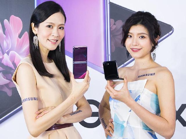 [影片]SAMSUNG Galaxy Z Flip重點評測:翻蓋式折疊螢幕、可摺疊玻璃、專業錄影模式