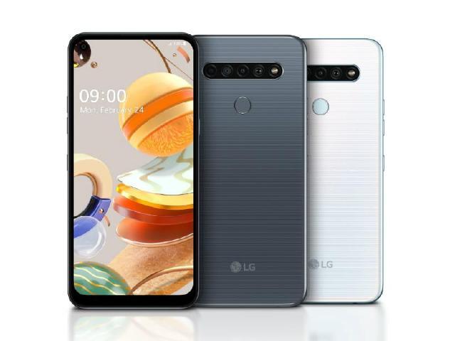 LG發表K61、K51S與K41S手機 6.5吋螢幕搭配四鏡頭相機