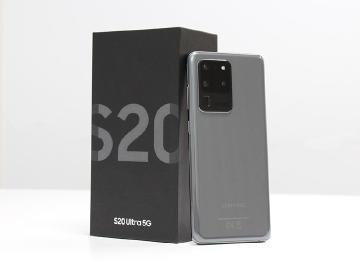 上市前搶先體驗!SAMSUNG S20 Ultra歐版規格開箱