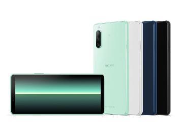 Sony中階新機支援防水 Xperia 10 II台灣春季上市