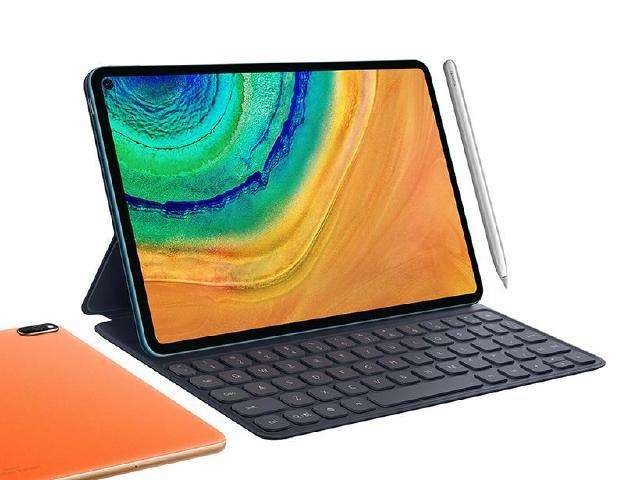 華為發表10.8平板MatePad Pro 5G 無線快充提升至27W