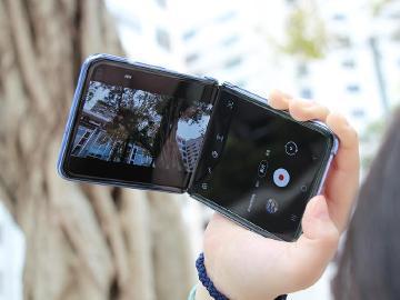 SAMSUNG Galaxy Z Flip折疊手機的10種玩法