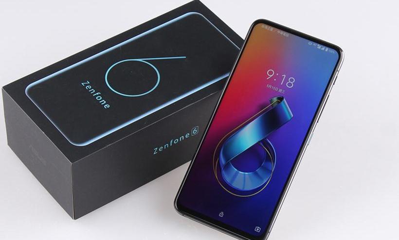 華碩ZenFone 6搭配中華電信購機 3月底前送行動電源與紀念背包