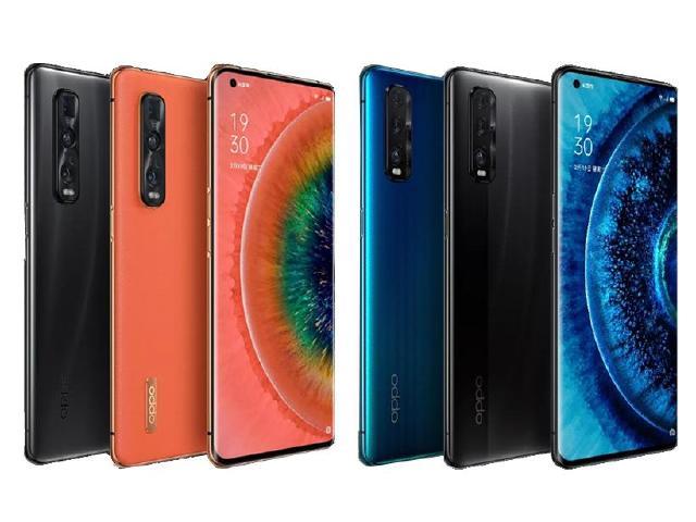 OPPO發表Find X2系列5G手機與智慧手錶