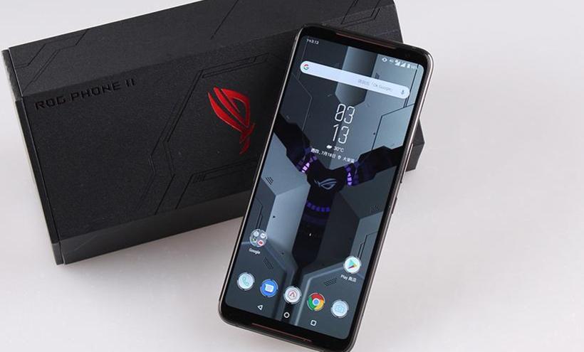華碩ROG Phone 2釋出Android 10系統更新升級