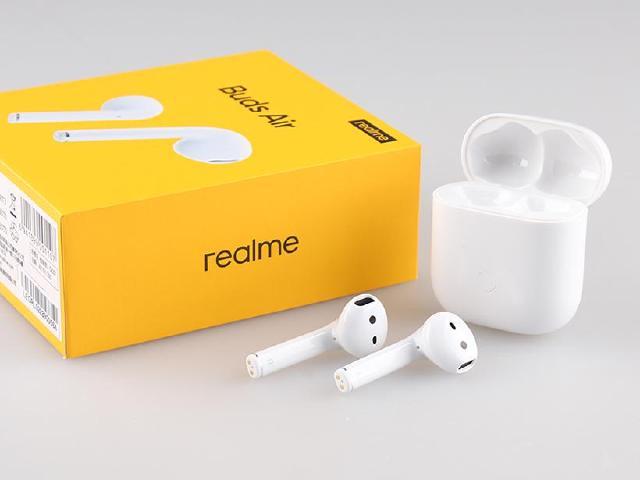 支援電競模式與無線充電 realme Buds Air真無線耳機開箱