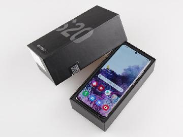 三星S20系列上市前搶先入手 S20 Ultra台版盒裝配件全公開