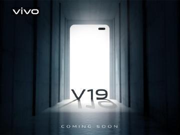 雙鏡頭開孔螢幕 vivo V19手機3/26印度發表