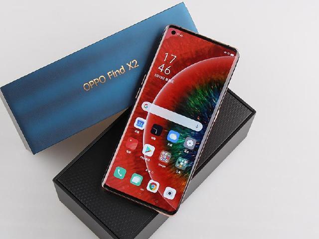 素皮背蓋設計!OPPO Find X2 Pro旗艦5G手機搶先開箱