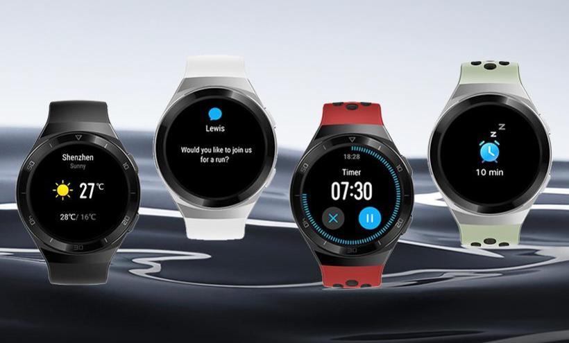 華為Watch GT 2e智慧手錶與智慧眼鏡新品發表