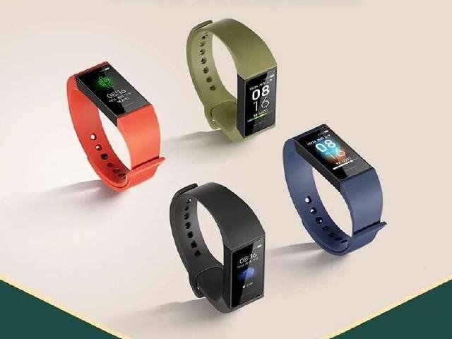 紅米首款穿戴裝置發表 Redmi手環換算台幣5百有找