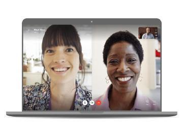 微軟推出免安裝也能用的Skype線上會議Meet Now