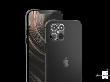 iPhone 12還是有瀏海?4版本規格疑似流出