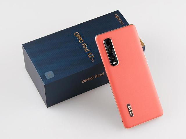 高通S865手機 OPPO Find X2 Pro歐版效能跑分實測
