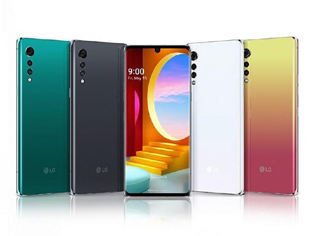 導入Wacom手寫筆應用 LG Velvet中階5G手機發表