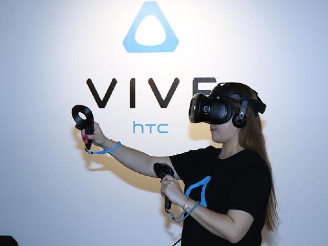 中華電信攜手HTC布局5G 打造劇院級VR影音體驗