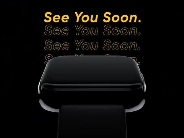 realme智慧手錶與智慧電視 5月底印度發表