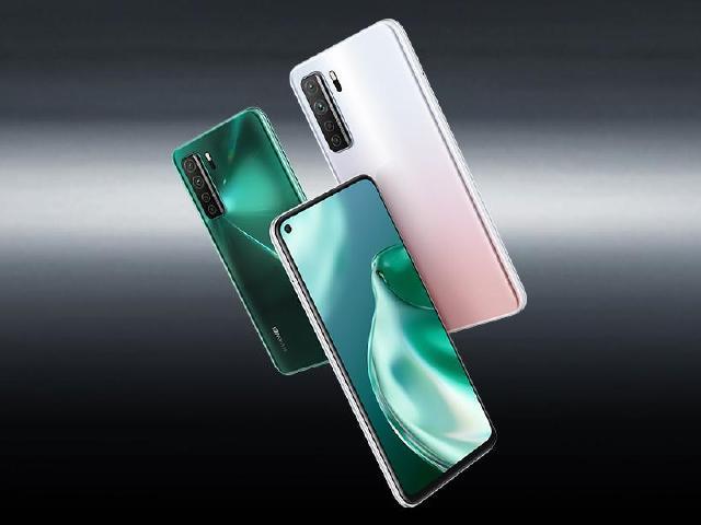 華為nova 7 SE化身 P40 Lite 5G手機發表
