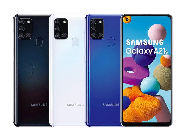 三星Galaxy A21s台灣6月上市 7千有找