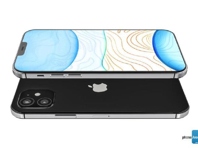 iPhone 12傳最快7月開始量產 其它尺寸會再晚點