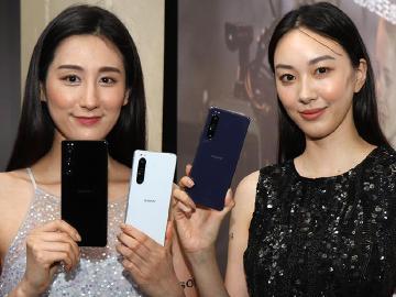 Sony Xperia 1 II台灣上市售價35990 預購活動公布