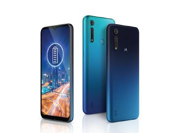 MOTO G8 Power Lite台灣大開賣 5G手機9月登台