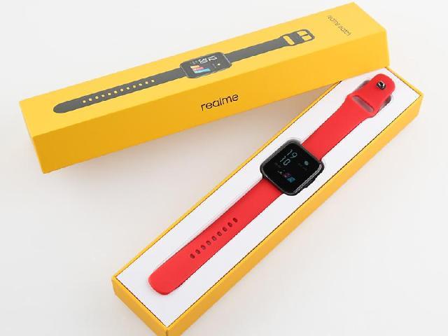 超高性價比!realme手環與智慧手錶登台販售