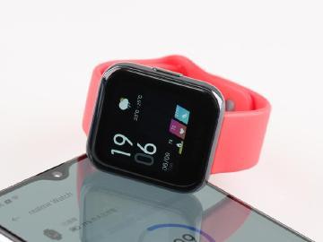 具備SpO2血氧飽和偵測 realme智慧手錶開箱評測