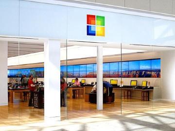 疫情影響與銷售模式改變 微軟決定關閉實體零售店