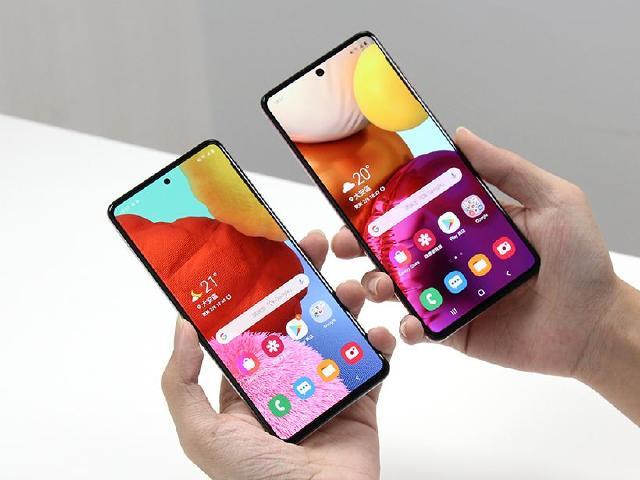 三星下半年5G產品蓄勢待發 A51與A71 5G版7月中下旬上市