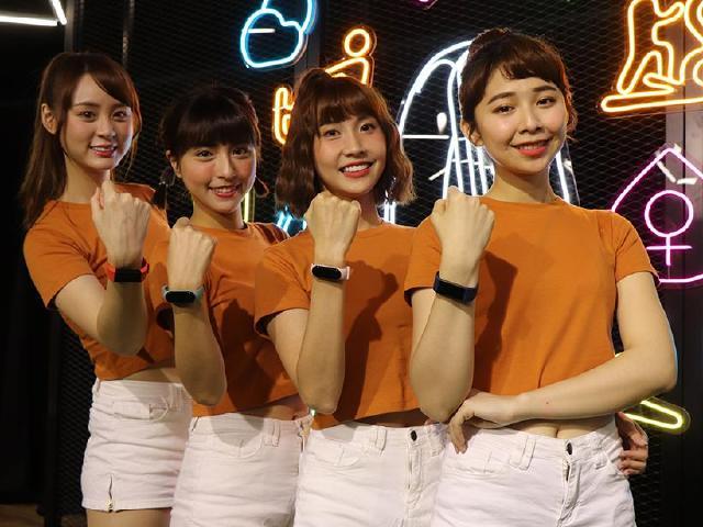 小米夏日新品齊發!小米手環5與4C台灣7/17開賣