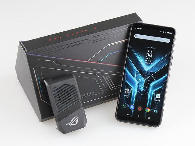 電競手機走向樸實風 ROG Phone 3台版搶先開箱