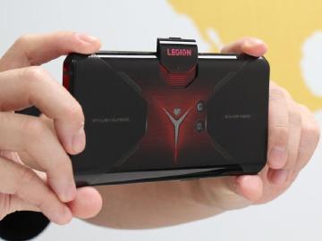 聯想發表遊戲手機Legion Phone Duel 台灣未來會引進