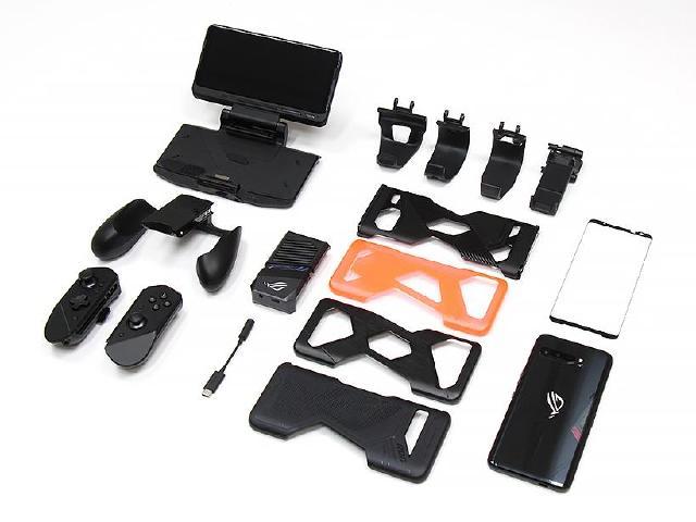 成就遊戲手機的每個細節 ROG Phone 3配件大集合