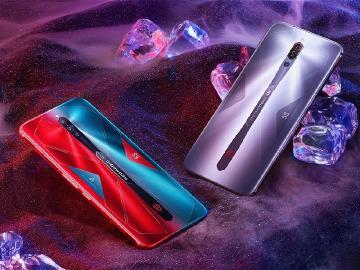 紅魔5S遊戲手機發表 nubia Watch與真無線耳機同步登場