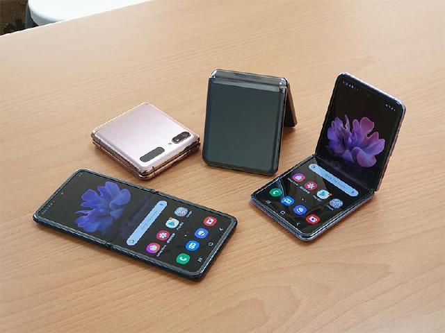 三星Galaxy Z Flip 5G售價49888 台灣8/7上市