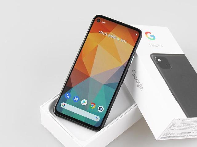 Google中階新手機 Pixel 4a開箱、效能實測