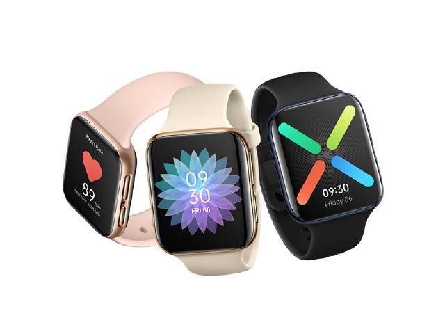 OPPO Watch系列手錶8/21台灣上市 6990元起