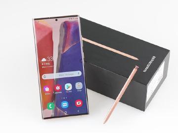 6.9吋大屏手機 SAMSUNG Note 20 Ultra台版開箱搶先看