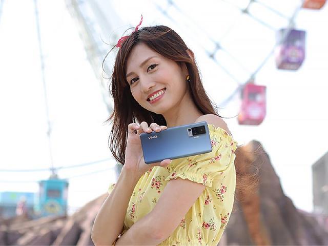 時尚攝影利器 vivo X50 Pro微雲台手機一日體驗