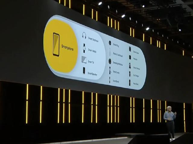 realme加速豐富AIoT生態 2021要推超過100款產品