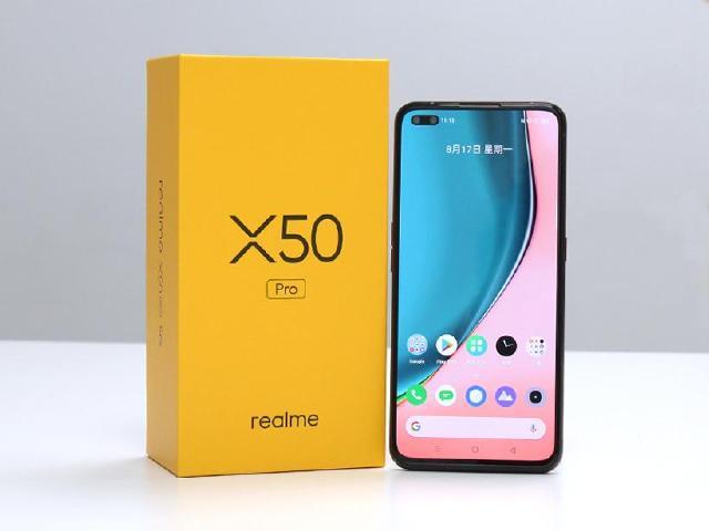 口袋不夠深 也能飆5G旗艦!realme X50 Pro開箱