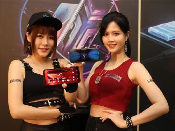 聯想5G電競手機Legion Phone Duel 台灣9月中上市