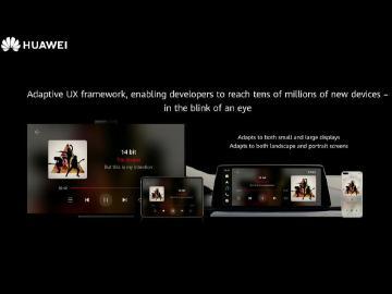 華為發表鴻蒙OS 2.0 預告2021推出智慧型手機