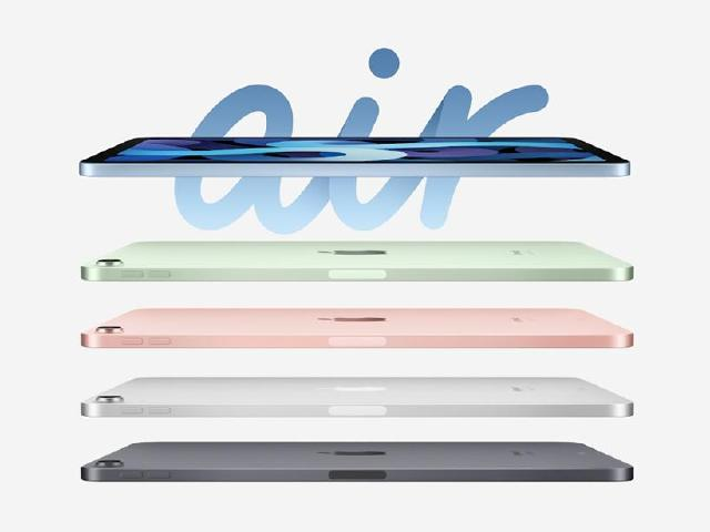 蘋果發表全新iPad Air與iPad 台灣上市價格公布