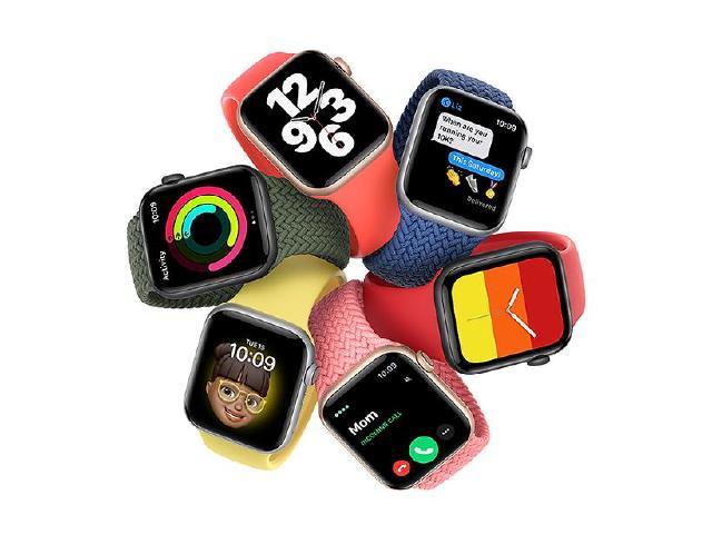 中華電信、台灣大公布資費 Apple Watch SE購機0元起